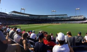 15u Attends College World Series Game