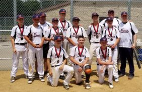 Coach Vaccaro 13U Team WINS Main Event Wood Bat Tournament