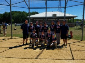 Coach Winston 12U Team – Outstanding Season……