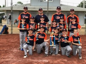 Klein 9U Wins Wellington Memorial Day Tournament