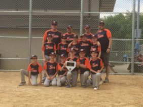 Coach Klein 9U Team WINS Tournament in Akron